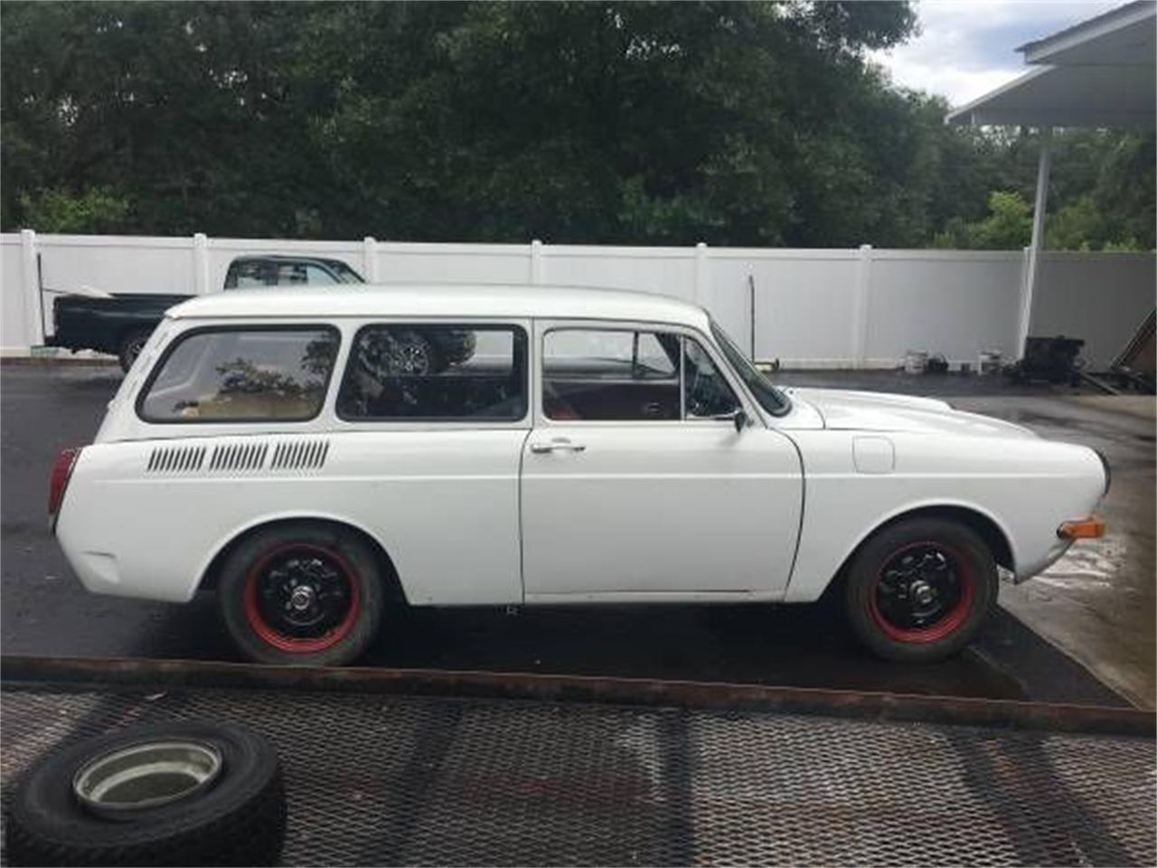 Large Picture of '71 Squareback - P1BK