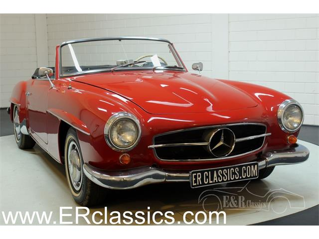 Picture of '62 SL-Class - P1CC