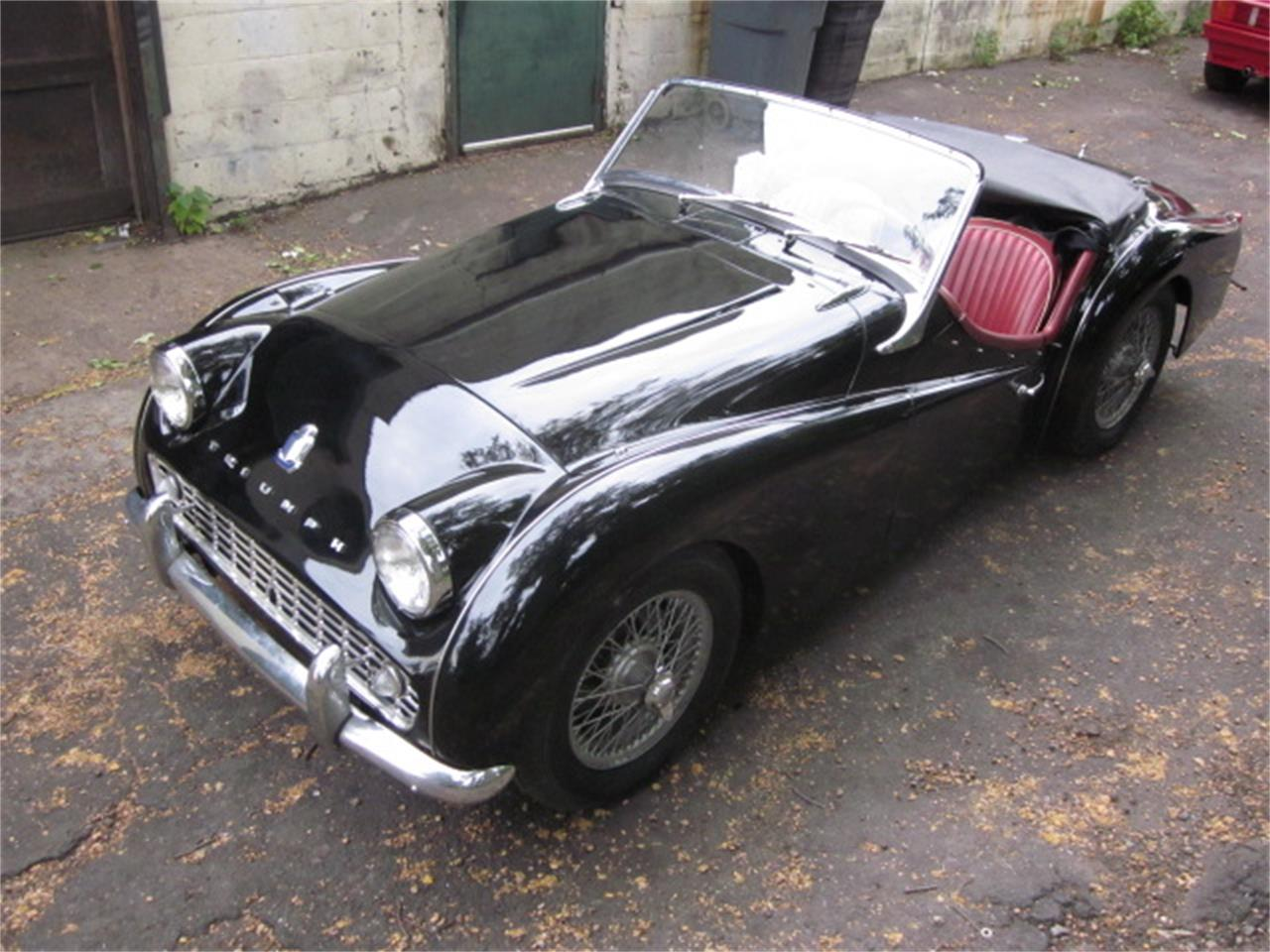 Large Picture of 1960 Triumph TR3A - $36,000.00 Offered by The New England Classic Car Co. - OVOV
