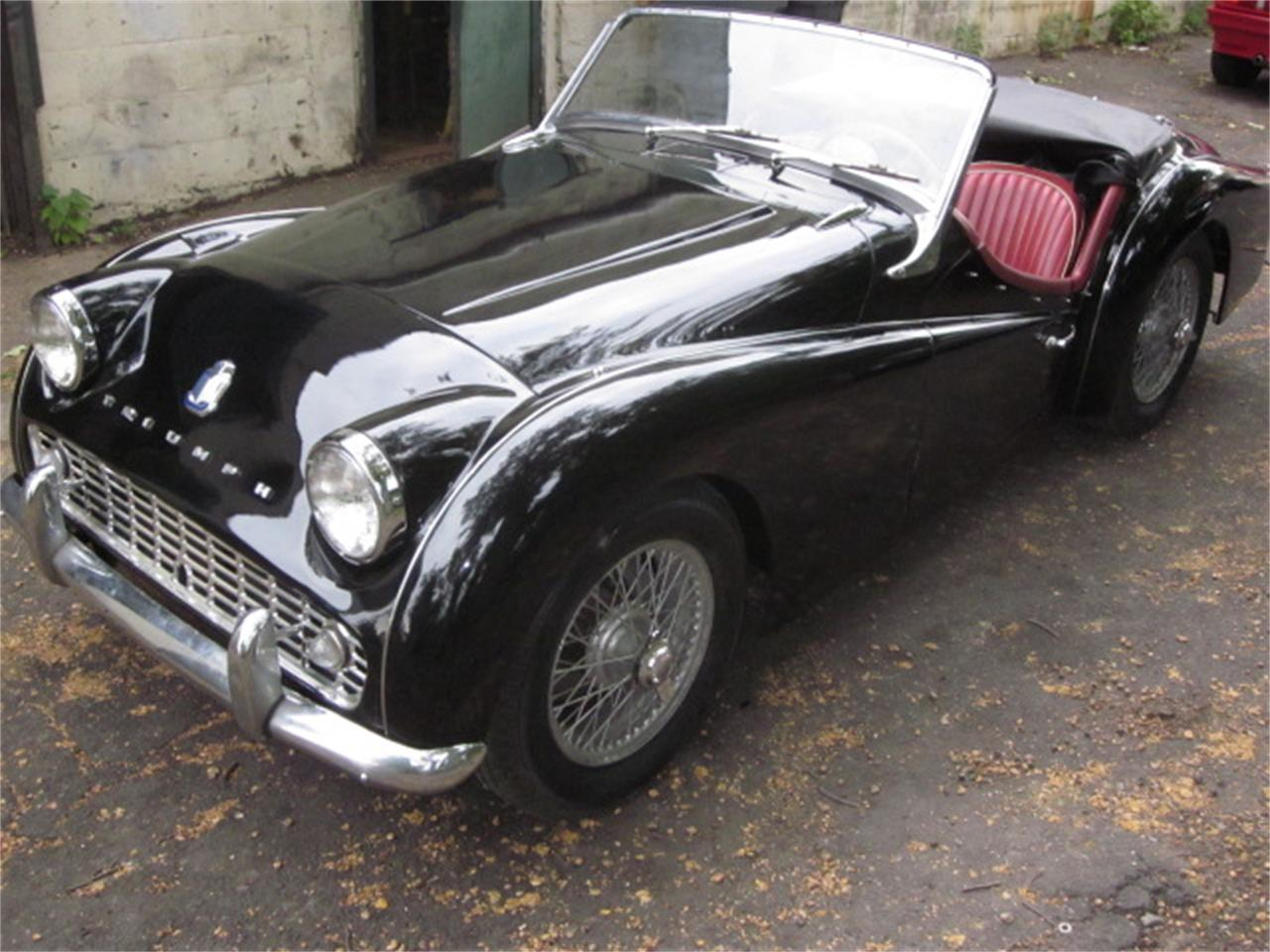 Large Picture of 1960 Triumph TR3A - OVOV