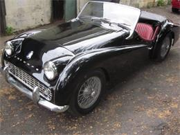 Picture of '60 TR3A located in Connecticut - $36,000.00 Offered by The New England Classic Car Co. - OVOV