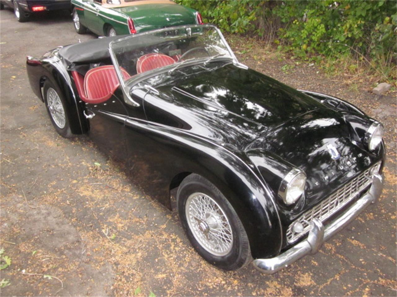 Large Picture of Classic '60 TR3A - $36,000.00 - OVOV