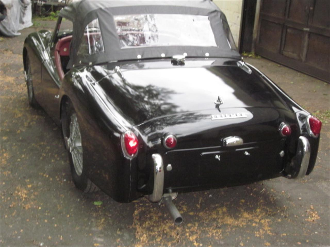 Large Picture of '60 Triumph TR3A located in Connecticut - $36,000.00 - OVOV