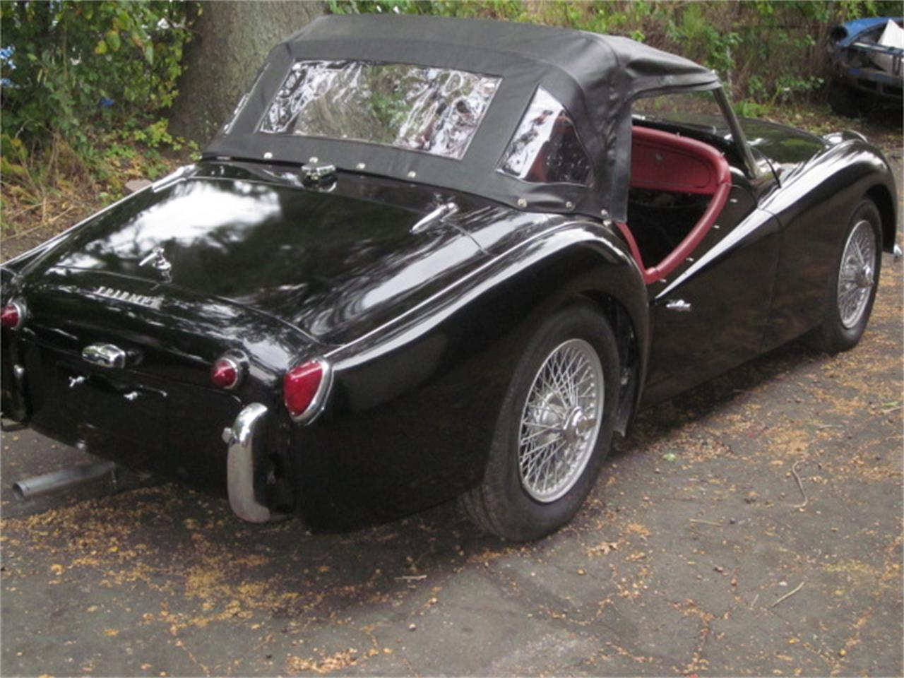Large Picture of '60 TR3A - OVOV