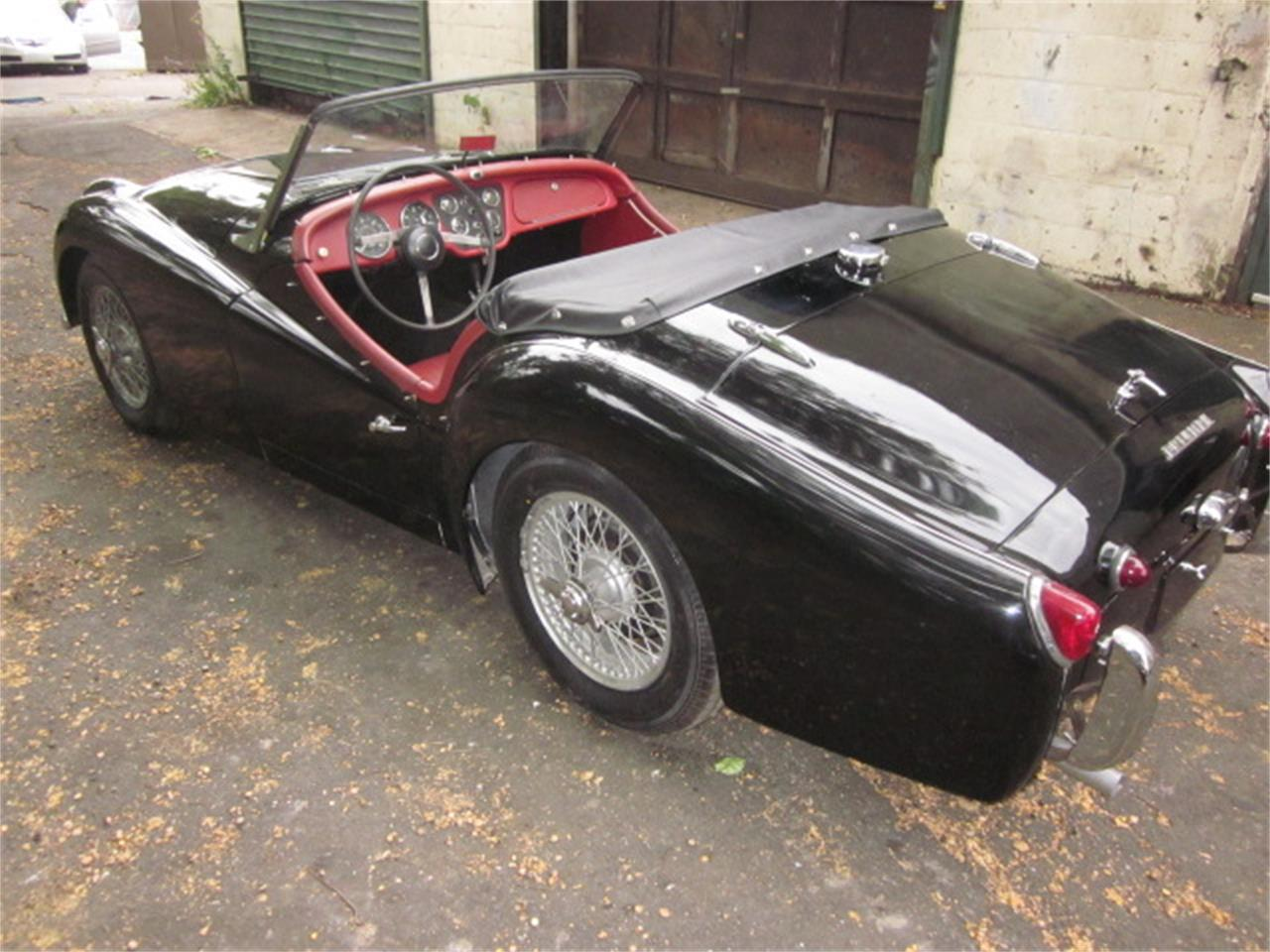 Large Picture of 1960 TR3A Offered by The New England Classic Car Co. - OVOV