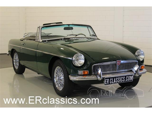 Picture of '64 MGB - P1CM