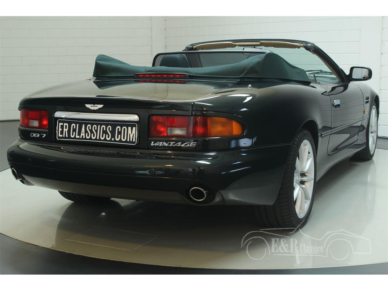 Large Picture of '00 DB7 Vantage Volante - P1CQ