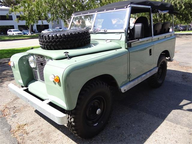 Picture of '65 Series II 88 - P1D6