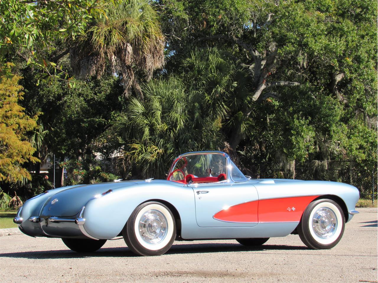 Large Picture of '57 Corvette - P1D8