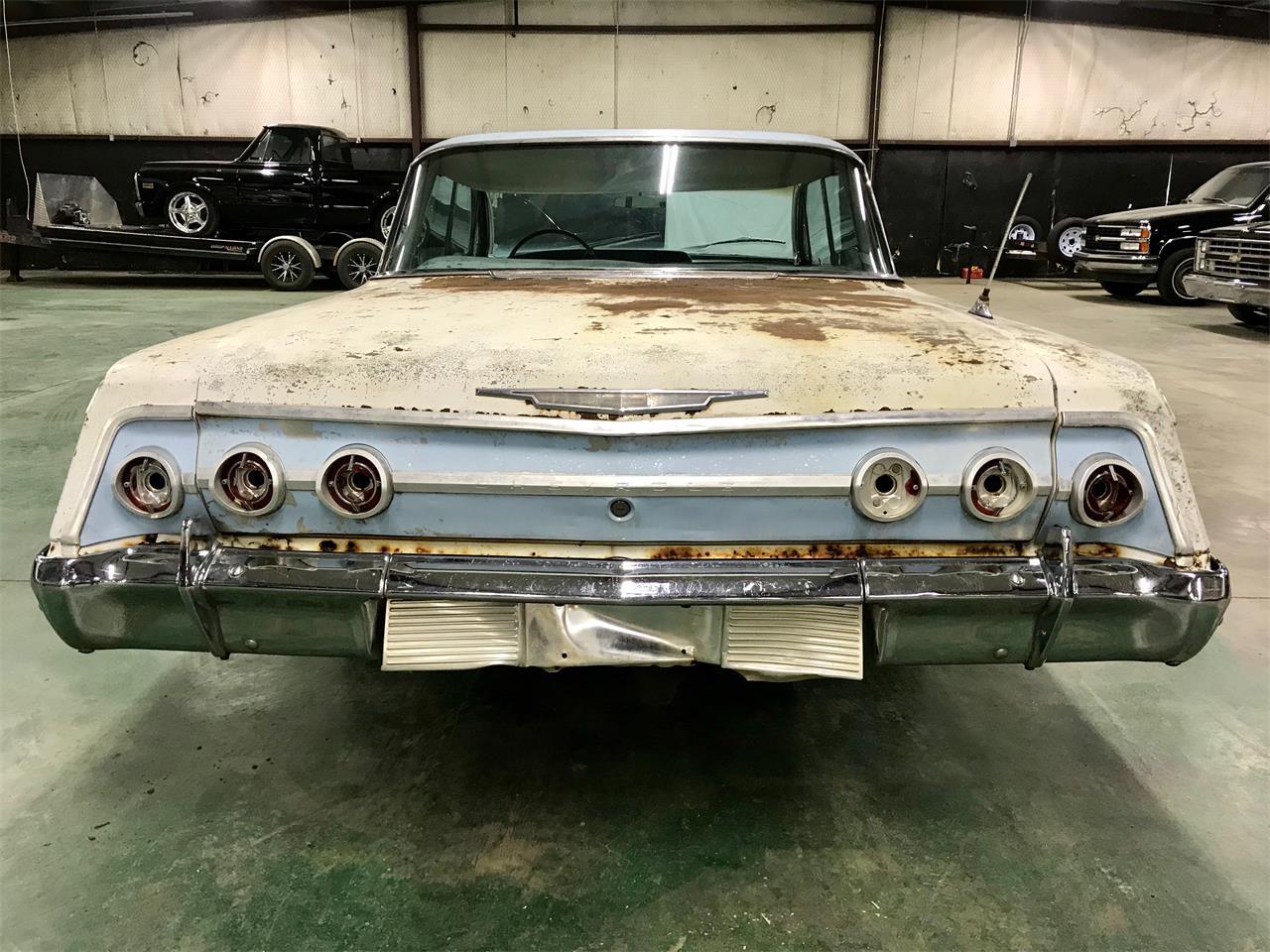 1962 Chevrolet Impala For Sale Classiccars Com Cc 1168178