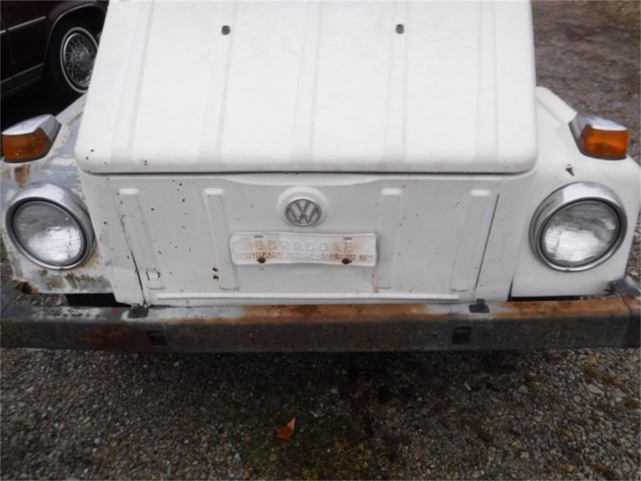Large Picture of 1974 Volkswagen Thing located in Milford Ohio - $15,500.00 Offered by Ultra Automotive - P1DF