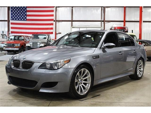Picture of 2007 BMW M5 located in Kentwood Michigan - P1DH