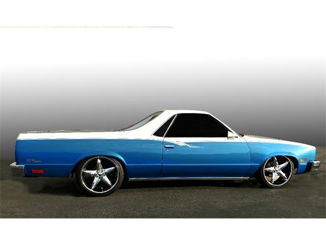 1986 Chevrolet El Camino Custom