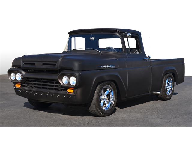 Picture of '59 F-100 Super Custom - P1DQ