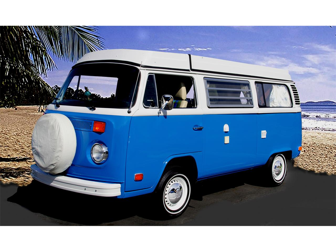 Large Picture of '78 Westfalia Camper located in Westlake Village California Offered by Come To The Auction - P1DU