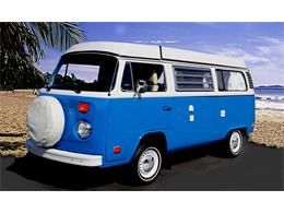 Picture of '78 Volkswagen Westfalia Camper Auction Vehicle Offered by Come To The Auction - P1DU