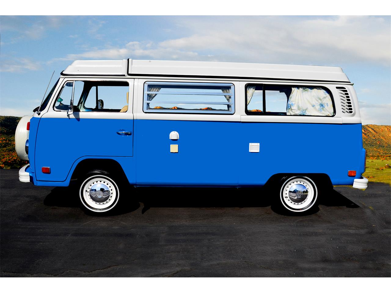 Large Picture of '78 Westfalia Camper located in Westlake Village California Auction Vehicle - P1DU