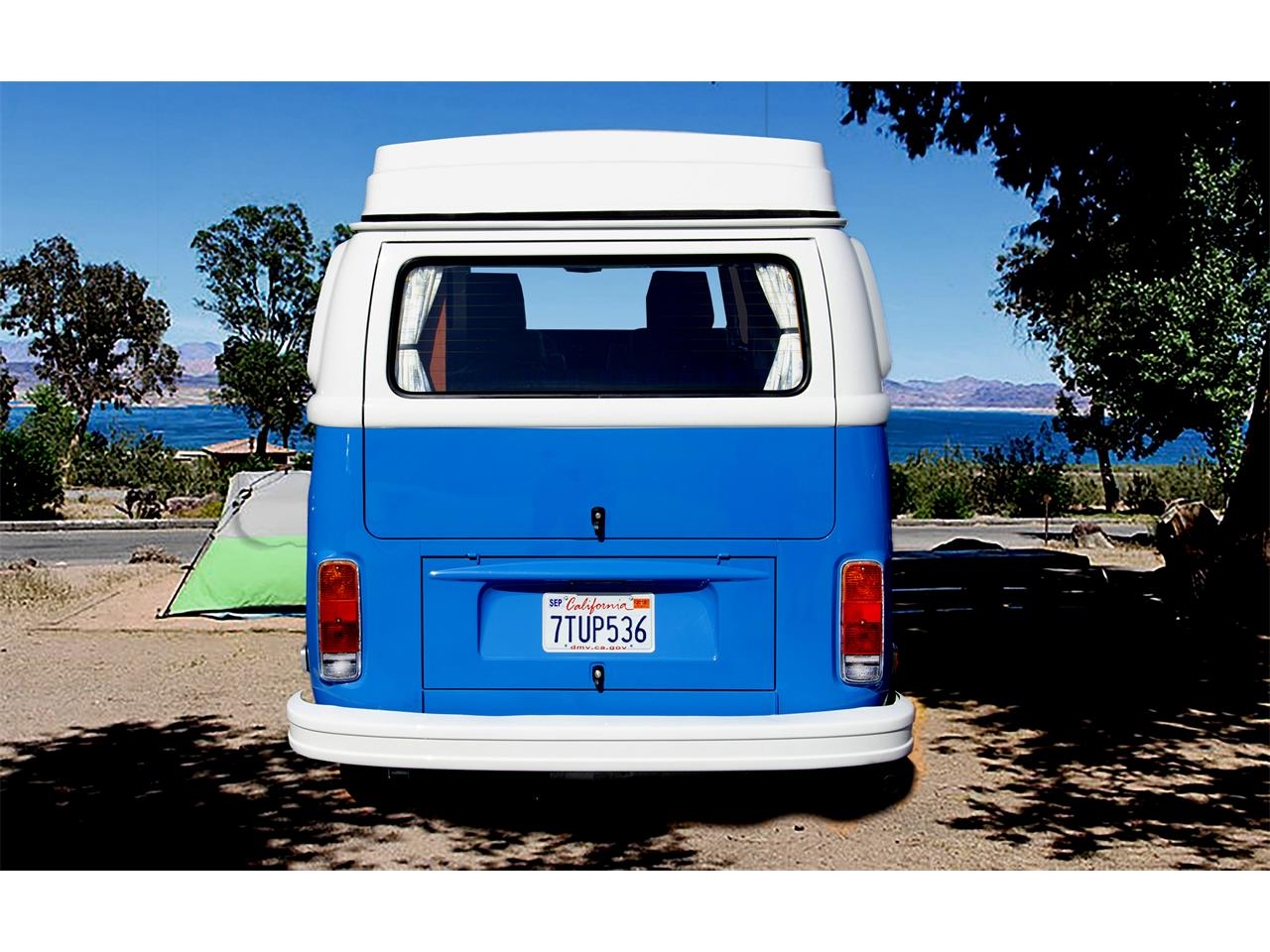 Large Picture of '78 Westfalia Camper Offered by Come To The Auction - P1DU