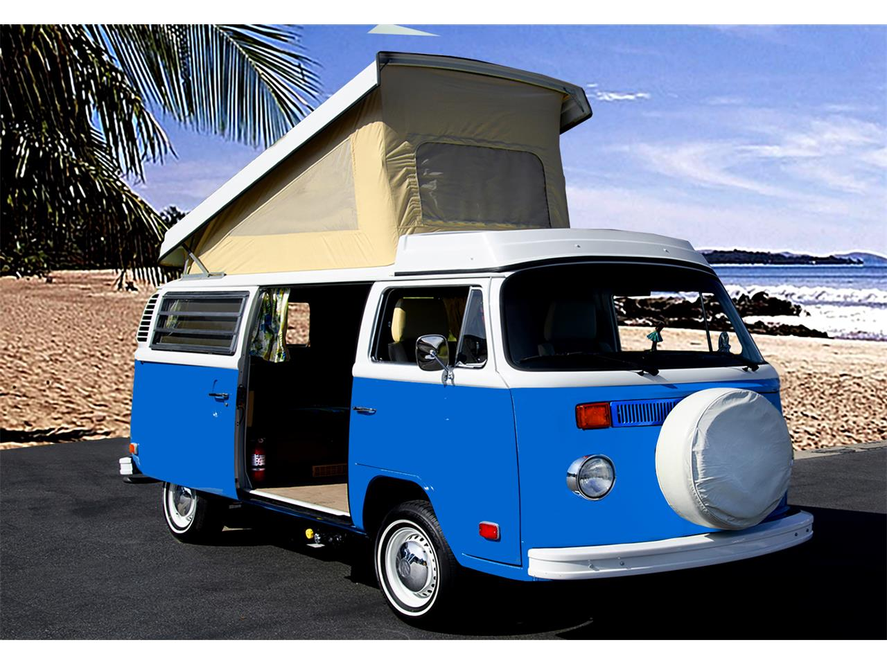 Large Picture of 1978 Westfalia Camper Offered by Come To The Auction - P1DU