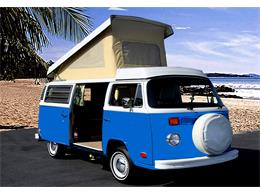 Picture of '78 Volkswagen Westfalia Camper located in Westlake Village California Auction Vehicle Offered by Come To The Auction - P1DU