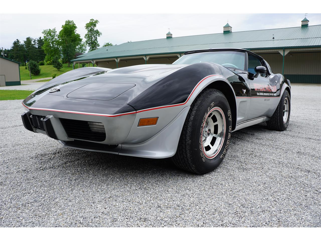 Large Picture of '78 Corvette - P1EF