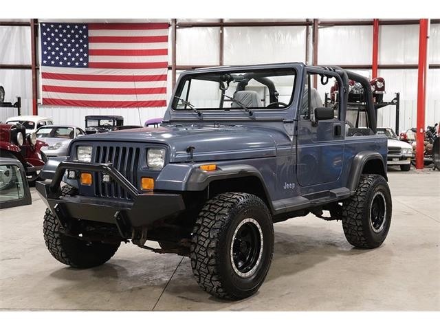 Picture of '92 Wrangler - P1EQ