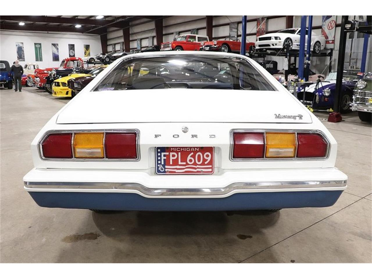 1976 ford mustang ii cobra for sale classiccars cc 1168228 Hertz Mustang large picture of 76 mustang ii cobra p1es