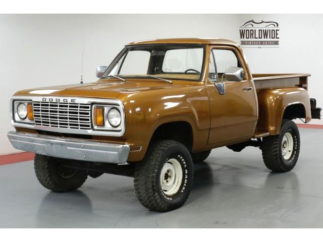 Picture of '78 Power Wagon - P1F3