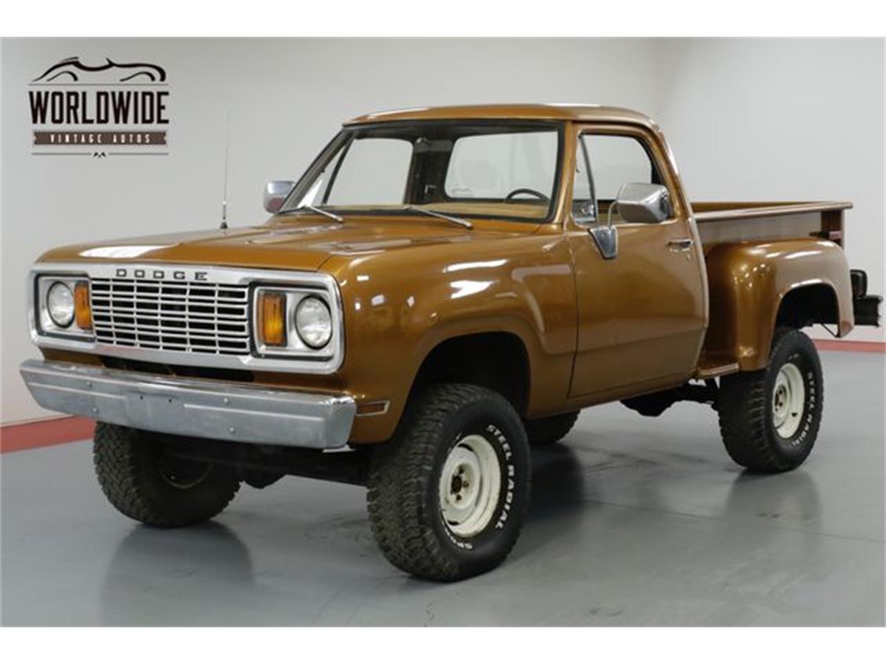 1978 Dodge Power Wagon For Sale Classiccars Com Cc 1168239