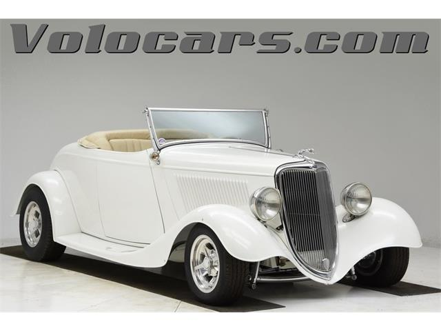 Picture of Classic 1934 Ford Custom - $41,998.00 Offered by  - P1F4