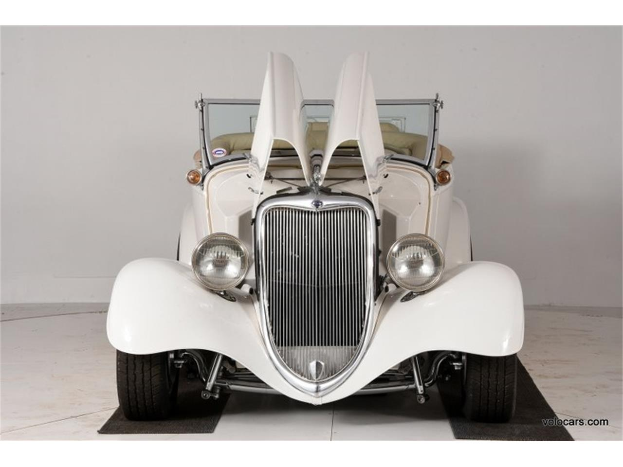 Large Picture of 1934 Custom - $41,998.00 Offered by Volo Auto Museum - P1F4