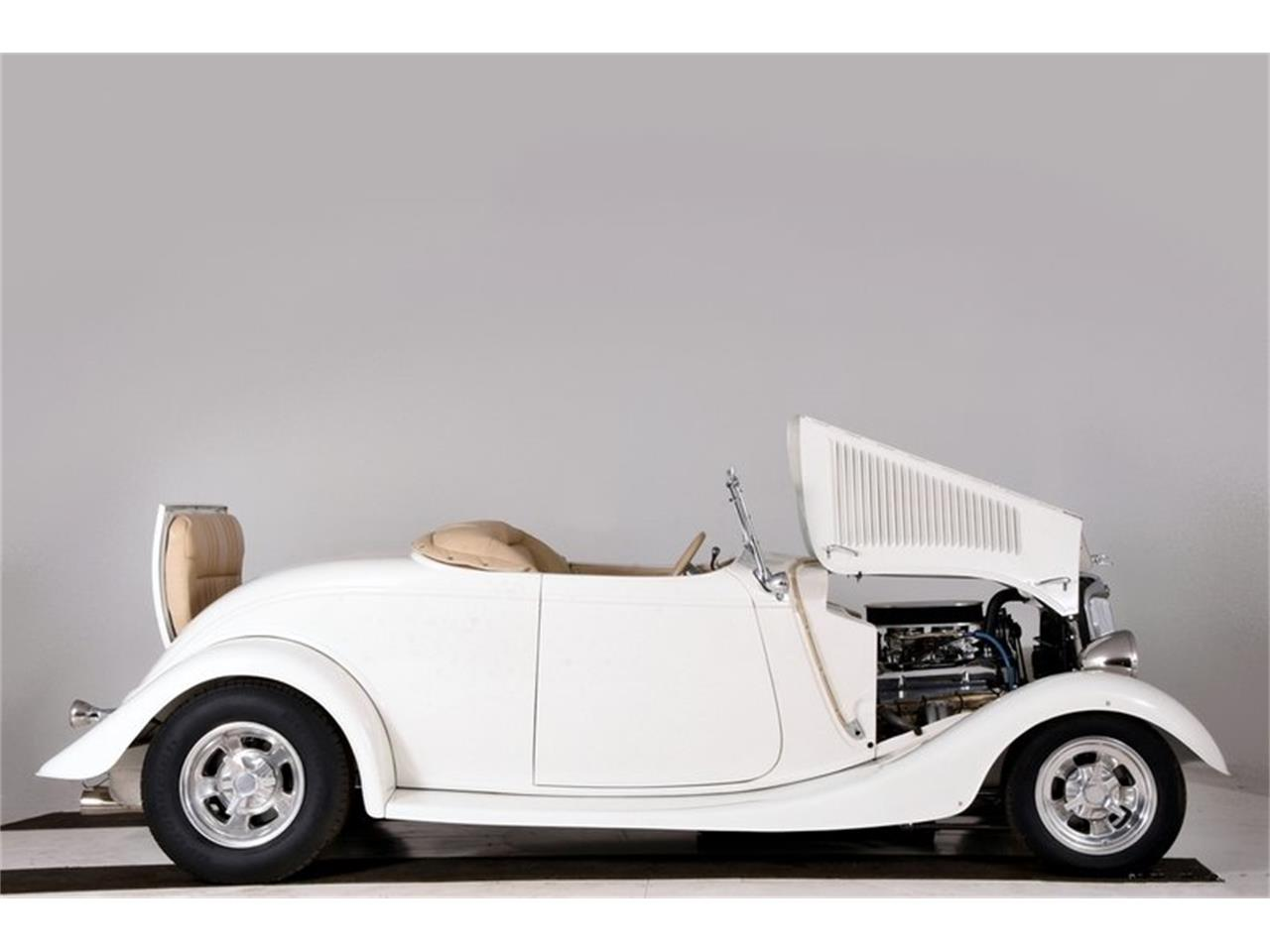 Large Picture of '34 Custom - P1F4