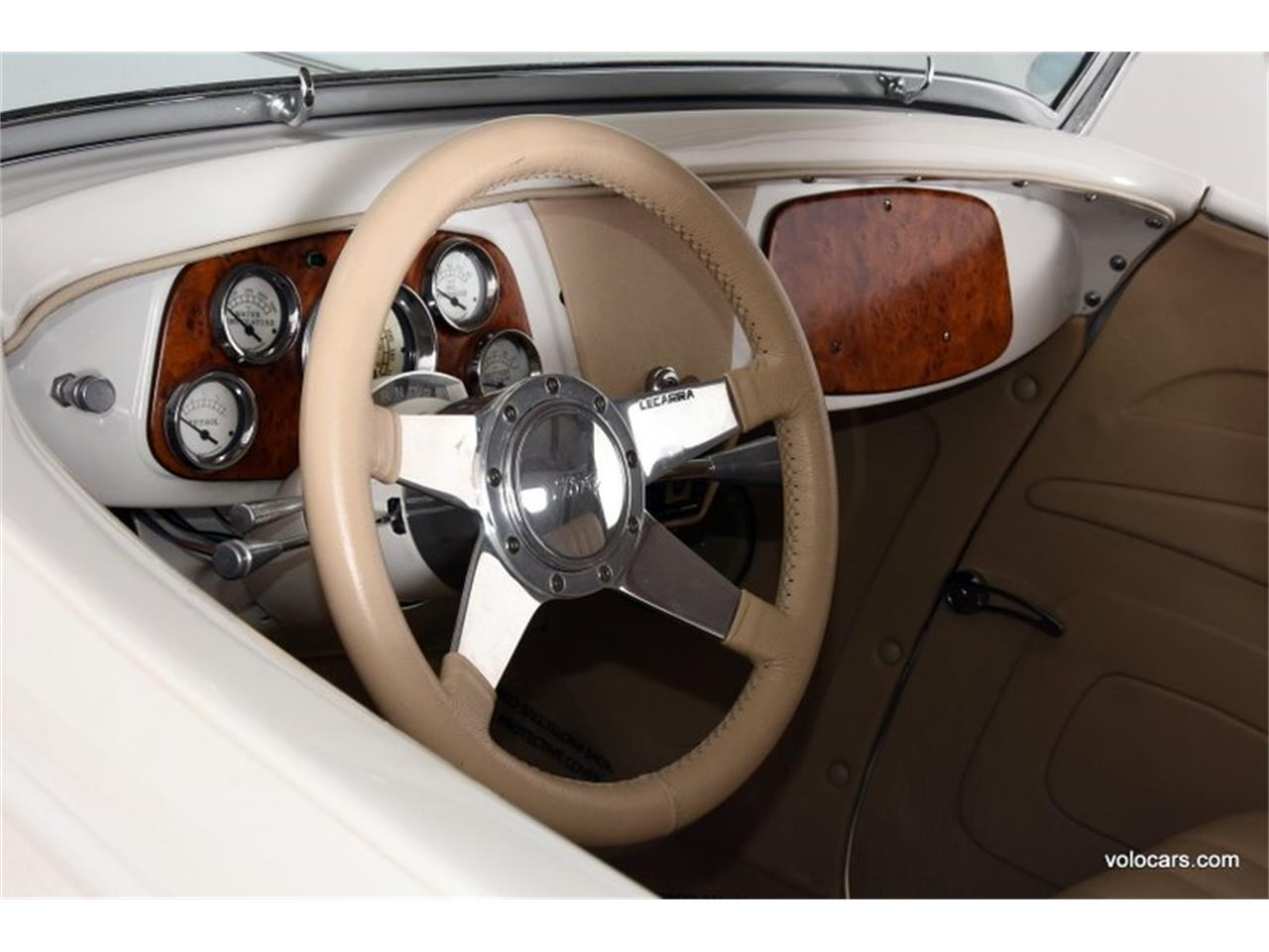 Large Picture of Classic '34 Custom located in Volo Illinois Offered by Volo Auto Museum - P1F4