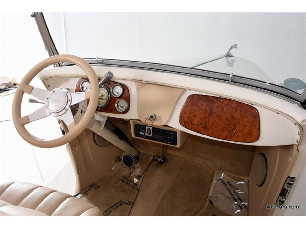 Large Picture of Classic 1934 Custom Offered by Volo Auto Museum - P1F4