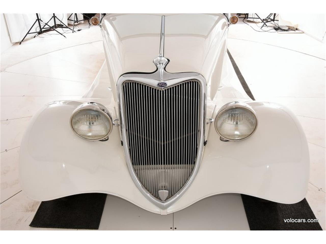 Large Picture of Classic 1934 Custom located in Illinois - $41,998.00 Offered by Volo Auto Museum - P1F4