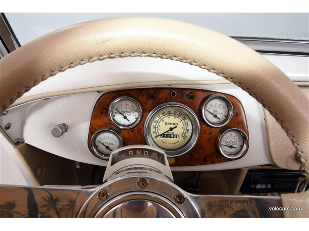 Large Picture of Classic 1934 Ford Custom located in Illinois - $41,998.00 - P1F4