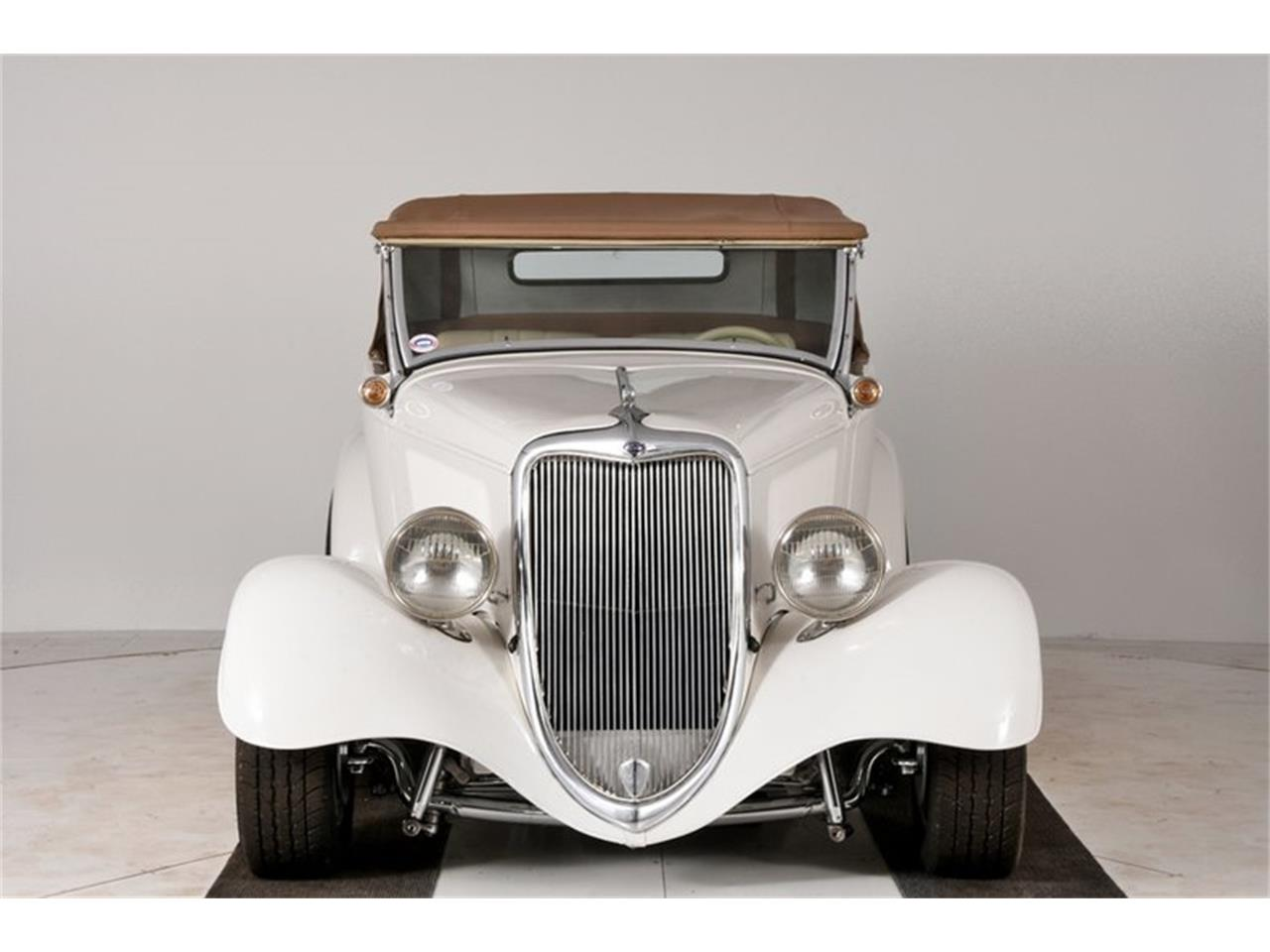 Large Picture of Classic '34 Ford Custom located in Illinois - $41,998.00 Offered by Volo Auto Museum - P1F4