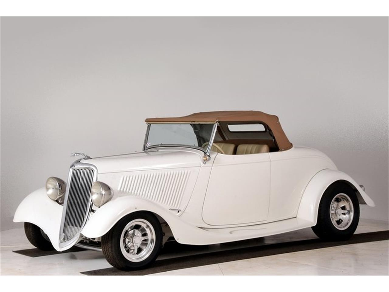 Large Picture of Classic 1934 Custom located in Volo Illinois Offered by Volo Auto Museum - P1F4