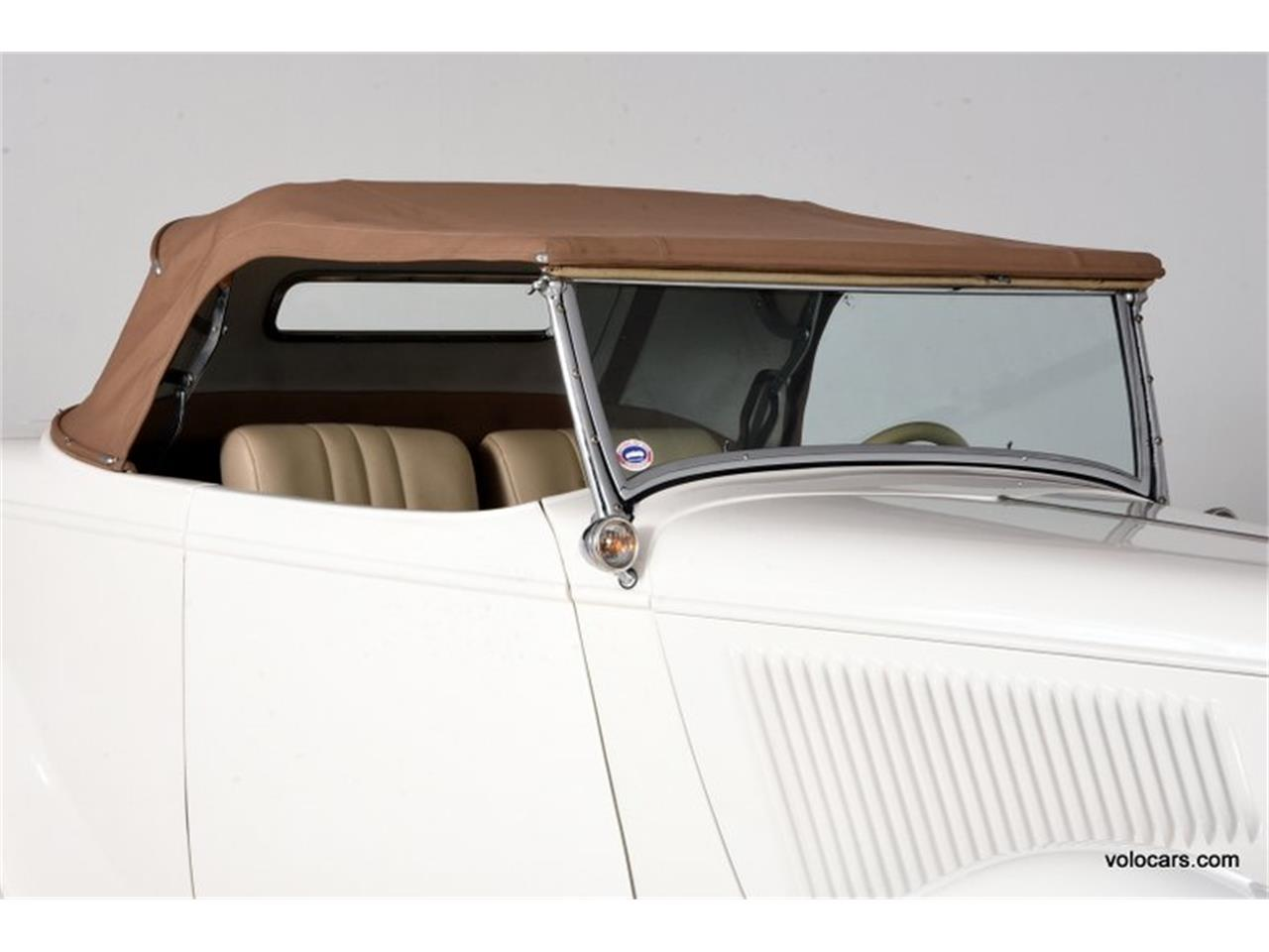 Large Picture of Classic 1934 Custom located in Illinois Offered by Volo Auto Museum - P1F4