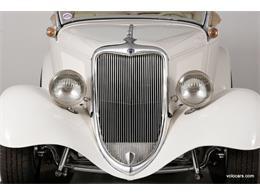 Picture of 1934 Ford Custom located in Volo Illinois Offered by Volo Auto Museum - P1F4