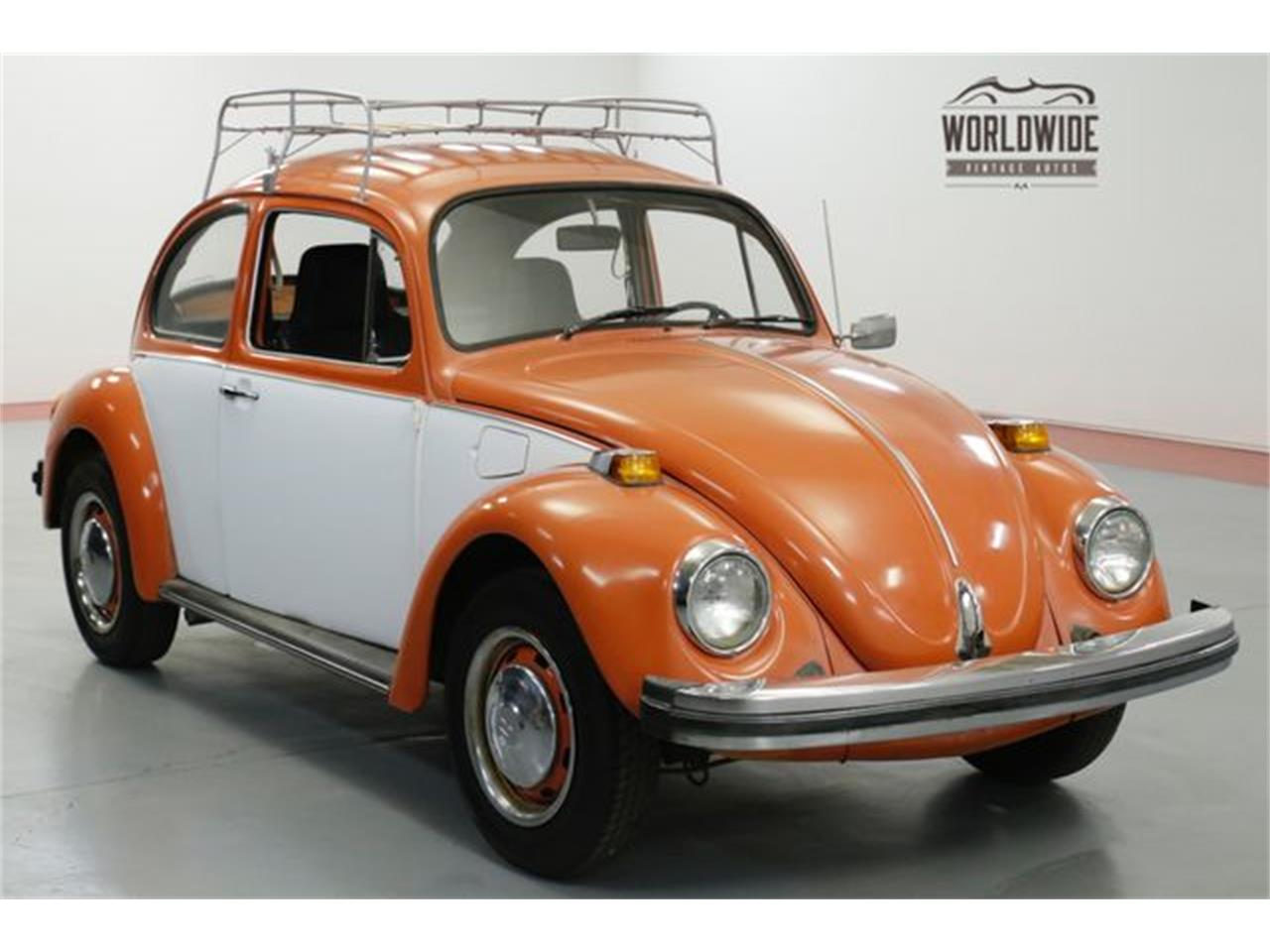 Large Picture of '74 Volkswagen Beetle - $6,900.00 Offered by Worldwide Vintage Autos - P1F5