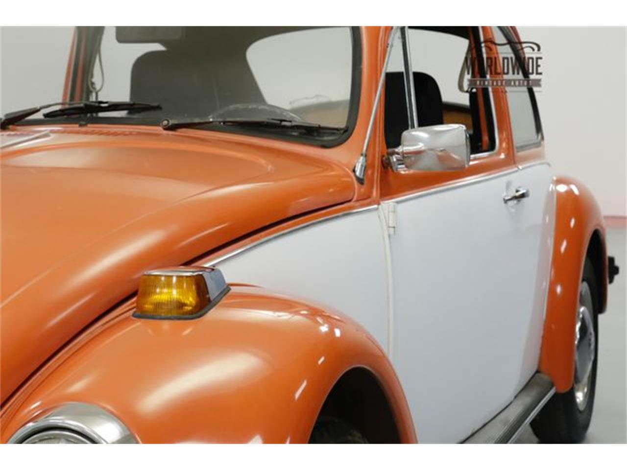 Large Picture of 1974 Volkswagen Beetle located in Colorado - $6,900.00 Offered by Worldwide Vintage Autos - P1F5