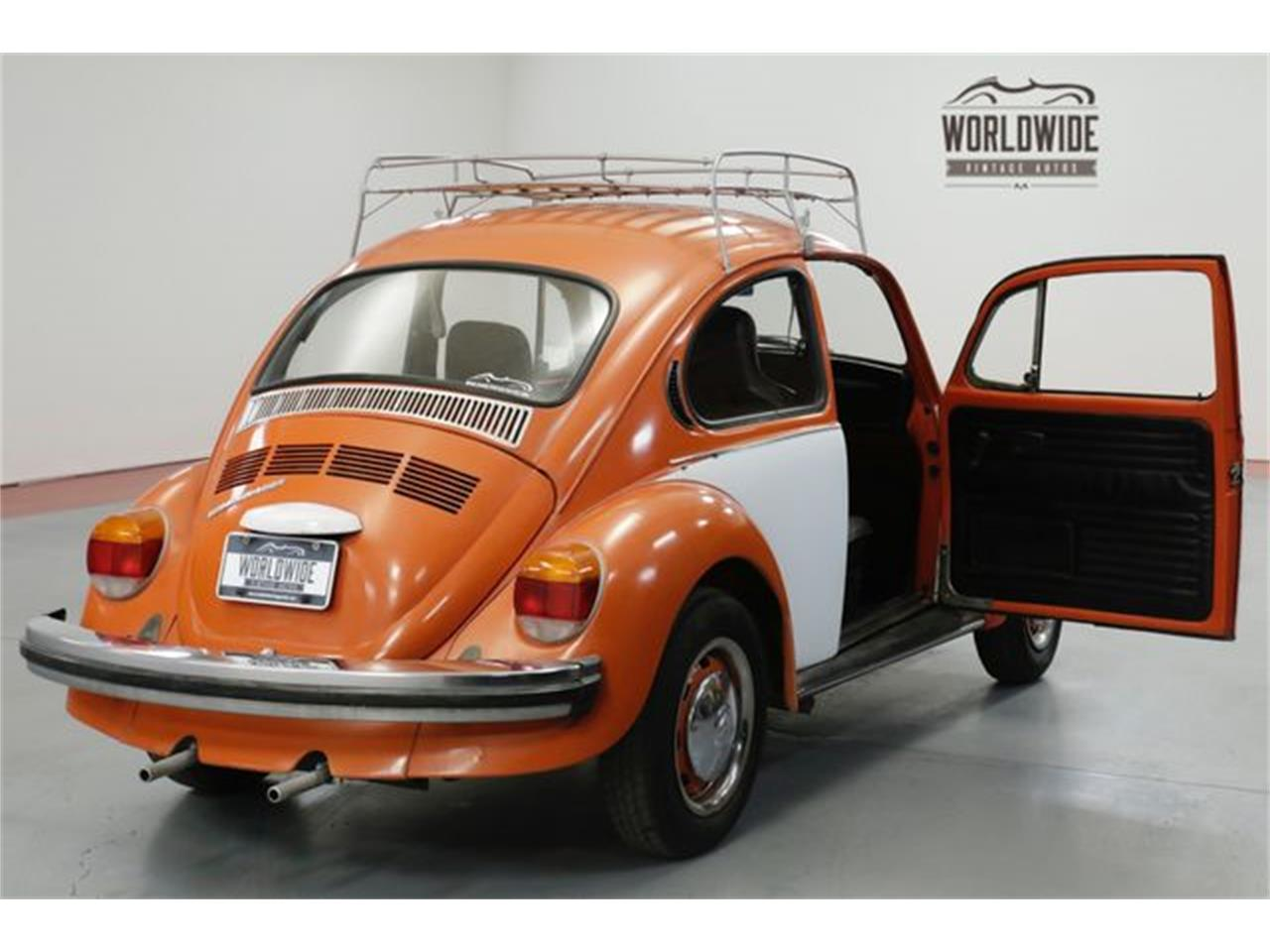 Large Picture of 1974 Beetle - P1F5