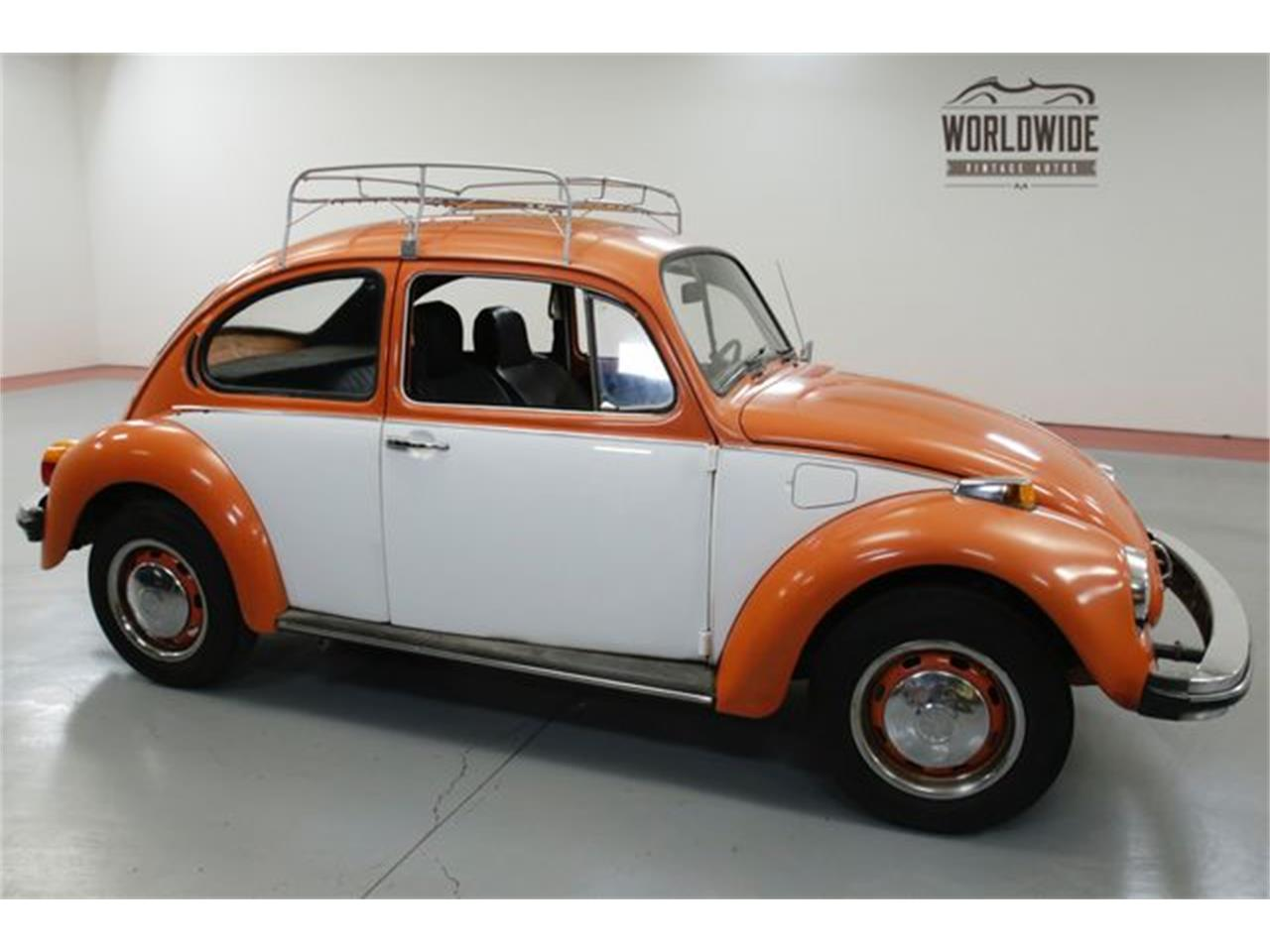 Large Picture of 1974 Beetle Offered by Worldwide Vintage Autos - P1F5
