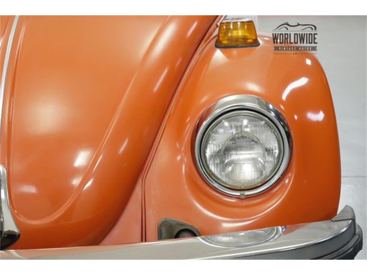 Large Picture of '74 Beetle - $6,900.00 Offered by Worldwide Vintage Autos - P1F5