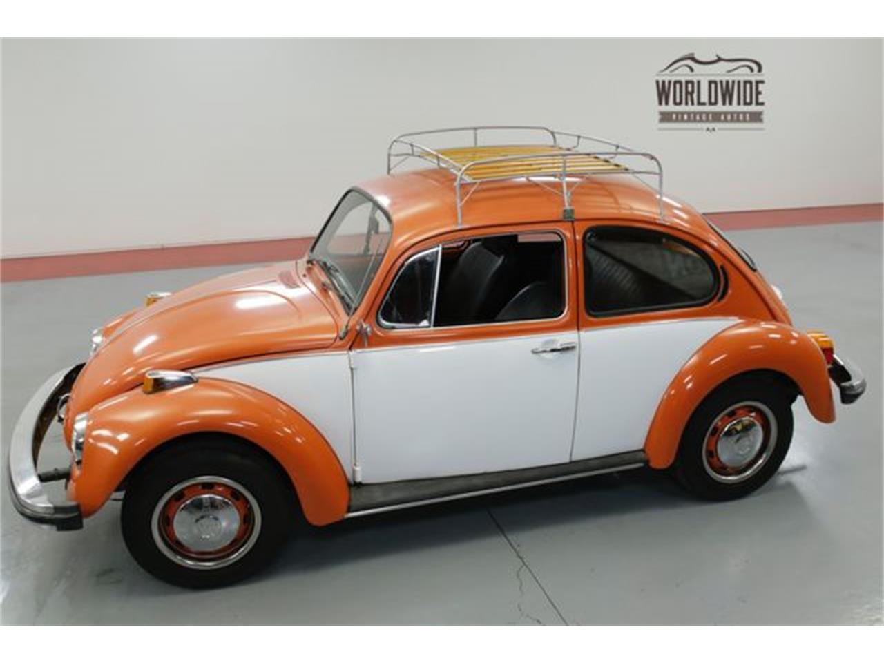 Large Picture of 1974 Beetle located in Colorado - $6,900.00 Offered by Worldwide Vintage Autos - P1F5