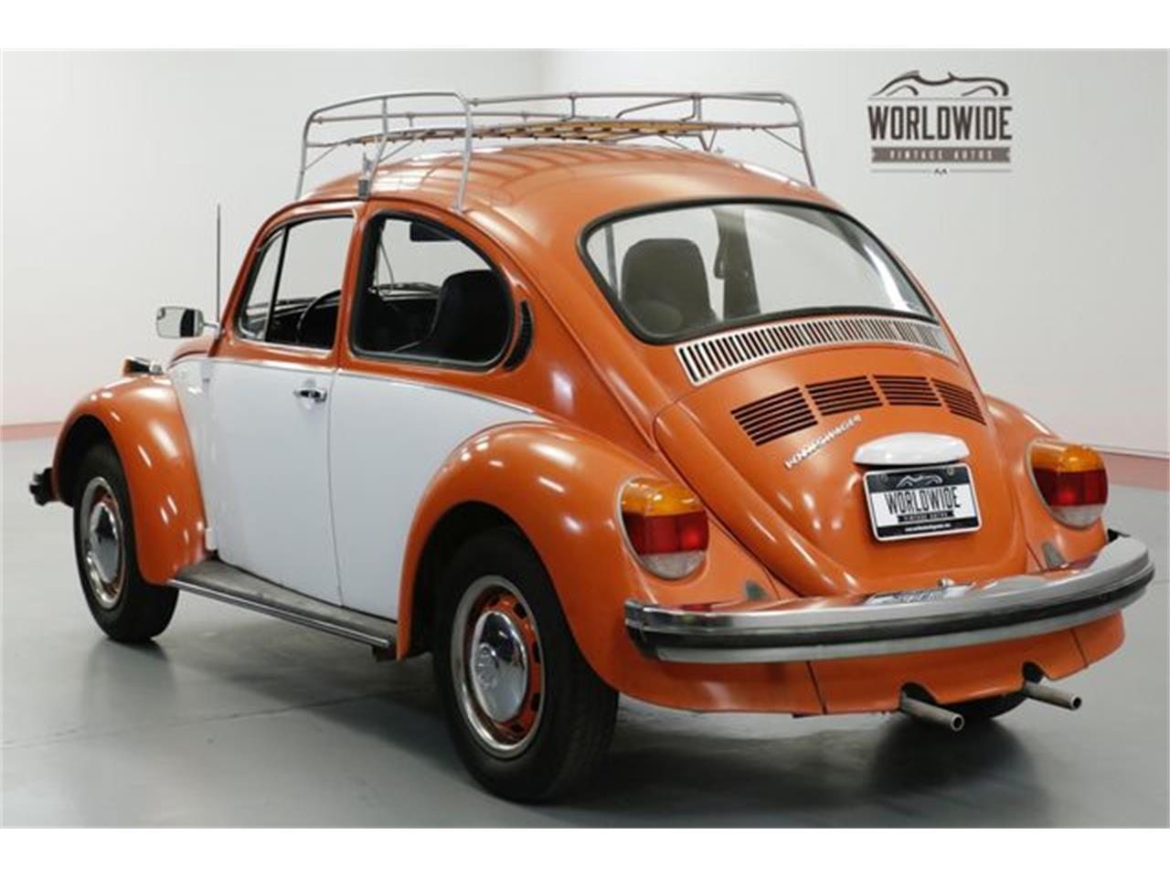 Large Picture of 1974 Volkswagen Beetle located in Denver  Colorado - P1F5
