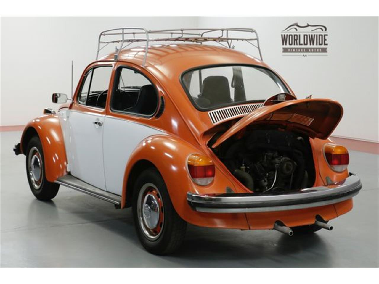Large Picture of 1974 Volkswagen Beetle - P1F5