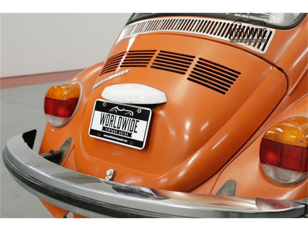 Large Picture of 1974 Volkswagen Beetle located in Denver  Colorado - $6,900.00 - P1F5