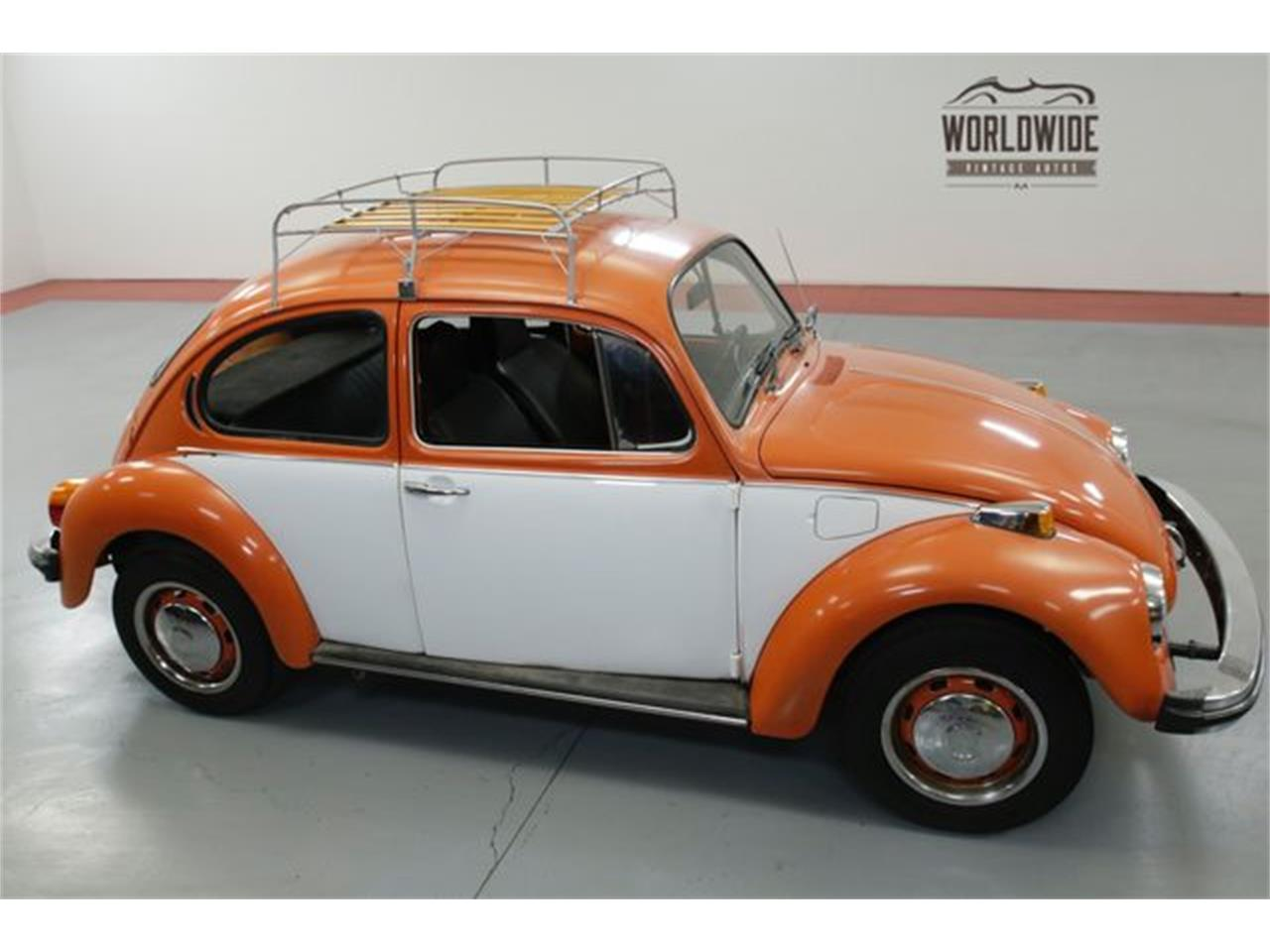 Large Picture of 1974 Volkswagen Beetle Offered by Worldwide Vintage Autos - P1F5
